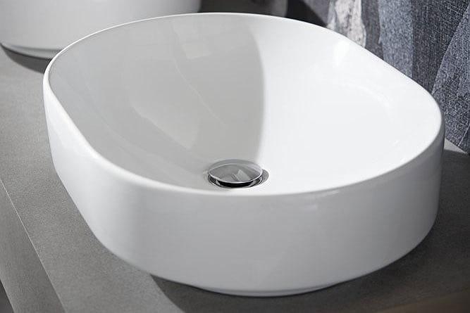 Koło Variform Umywalka Nablatowa 55 500774016 łazienka Jutra