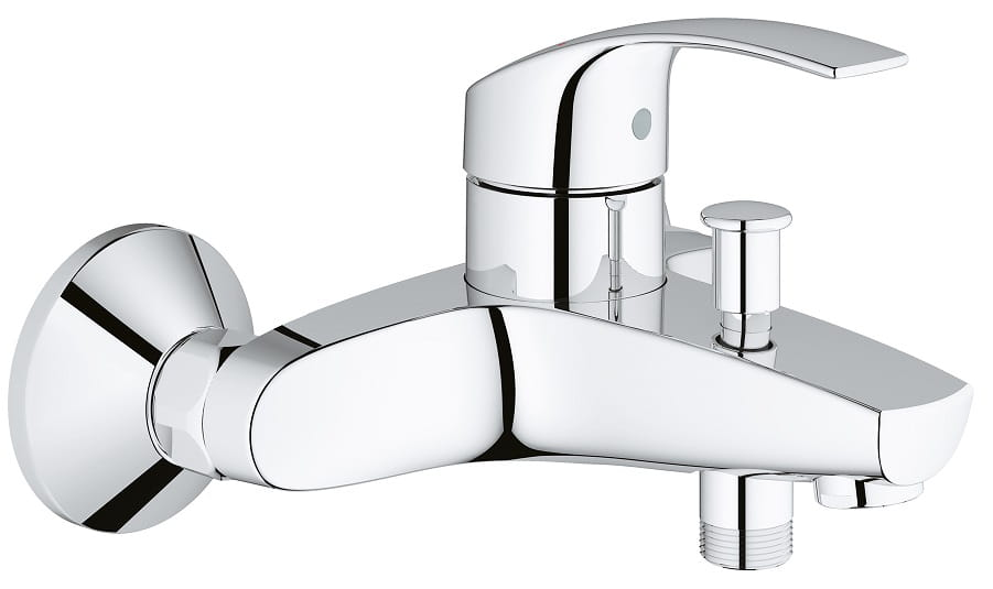 grohe eurosmart new bateria wannowa chrom 33300002 azienka jutra. Black Bedroom Furniture Sets. Home Design Ideas