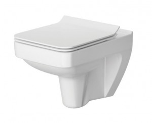 OPOCZNO SPLENDOUR Miska WC Clean On + deska w/o Slim K701-254