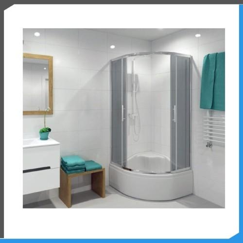 Kabiny Prysznicowe Z Brodzikiem 80x80