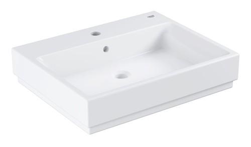 Grohe Cube Ceramic Umywalka Nablatowa 600x490 Zo Pureguard 3947700h